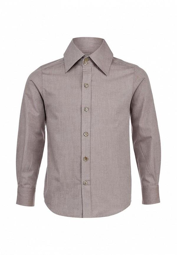Рубашка Gioia di Mamma GI639EBLE543. Цвет: коричневый