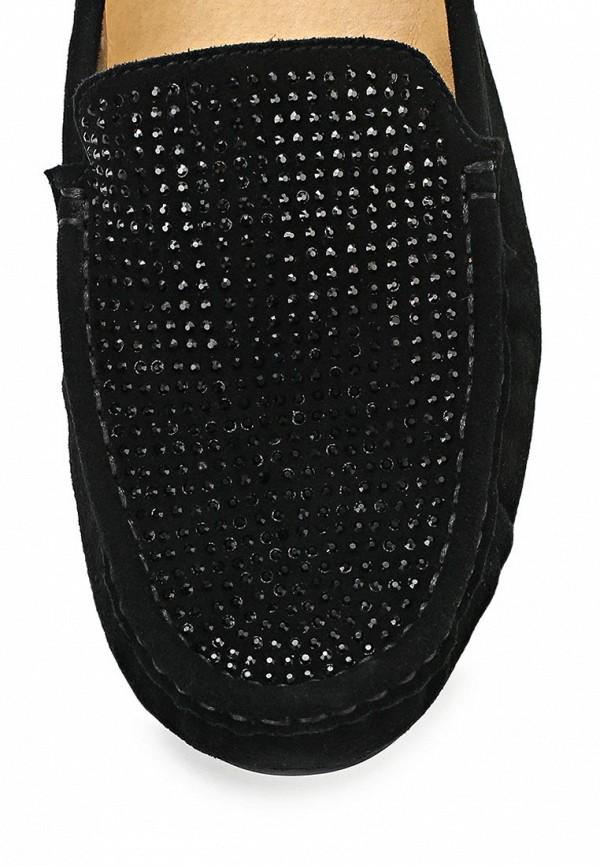 фото Мокасины женские GLAMforever GL854AWBIM84, черные