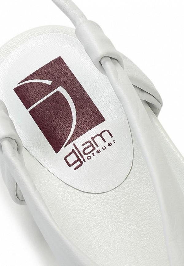 фото Сандали женские летние GLAMforever GL854AWBIN01, белые