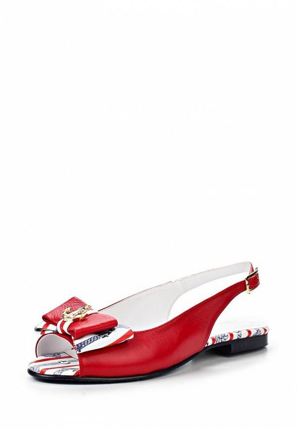 фото Сандалии женские Grand Style GR025AWAPP71, красные