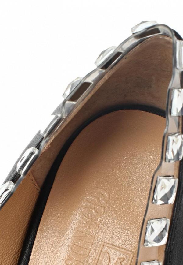 фото Туфли на каблуке-шпильке Grand Style GR025AWAPS88, черные