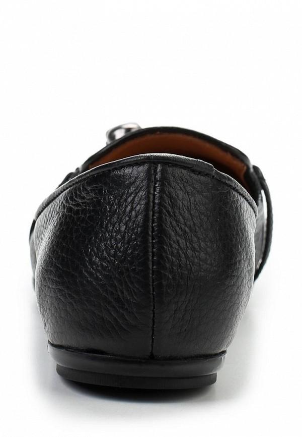 фото Лоферы женские Grand Style GR025AWAPT06, черные