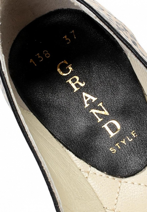 фото Лоферы женские Grand Style GR025AWAPT16, под рептилию