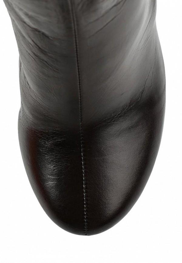 фото Сапоги на платформе и шпильке Grand Style GR025AWCDD91, черные