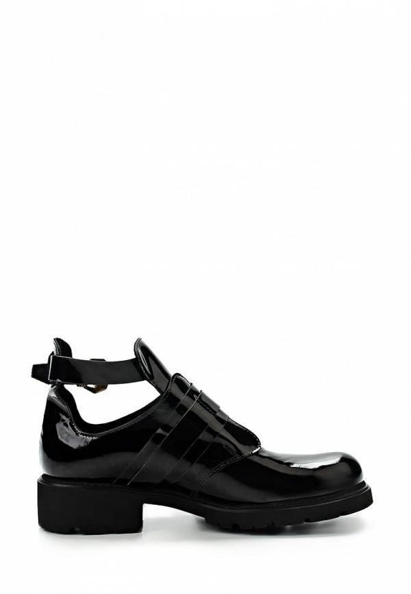 фото Ботинки женские на платформе Grand Style GR025AWCHP39, черные лаковые