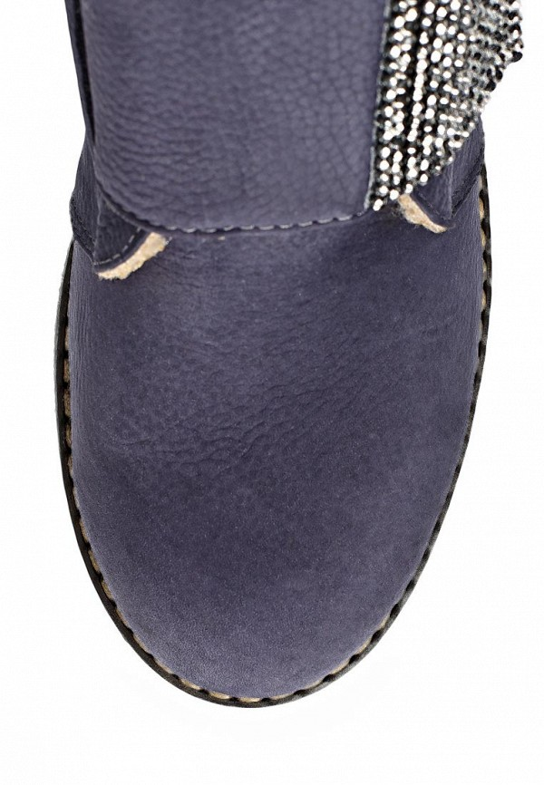 фото Ботинки женские Grand Style GR025AWCHP48, фиолетовые