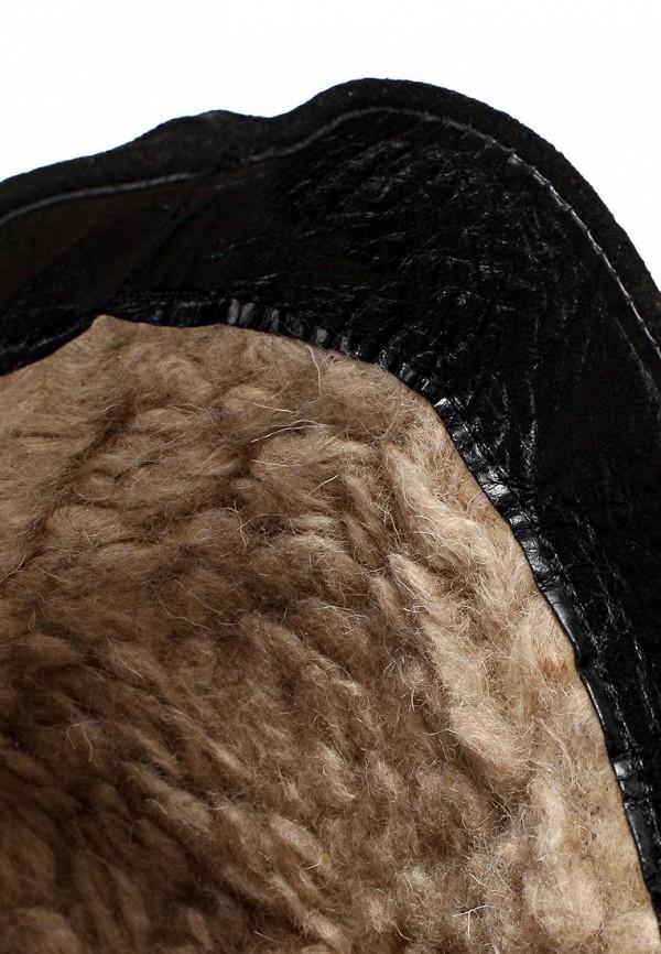 фото Женские полусапожки на танкетке Grand Style GR025AWCHP77, черные