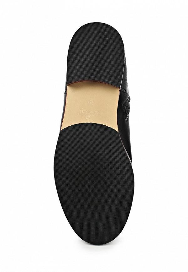 фото Ботфорты без каблука Grand Style GR025AWCNP90, черно-бежевые