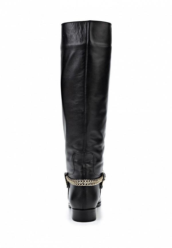 фото Сапоги женские Grand Style GR025AWCNP96, черные кожаные