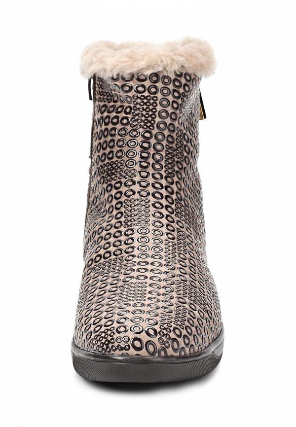 фото Женские полусапожки без каблука Grand Style GR025AWCNQ00, мультицвет