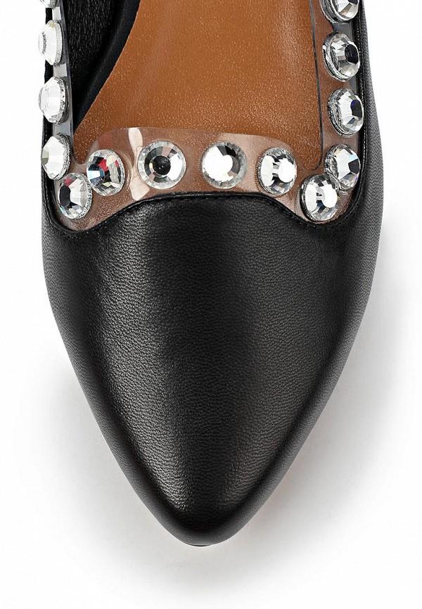 фото Туфли-лоферы женские Graciana GR247AWBEM63, черные