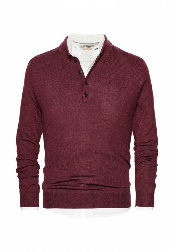 Пуловер С Воротником Поло С Доставкой