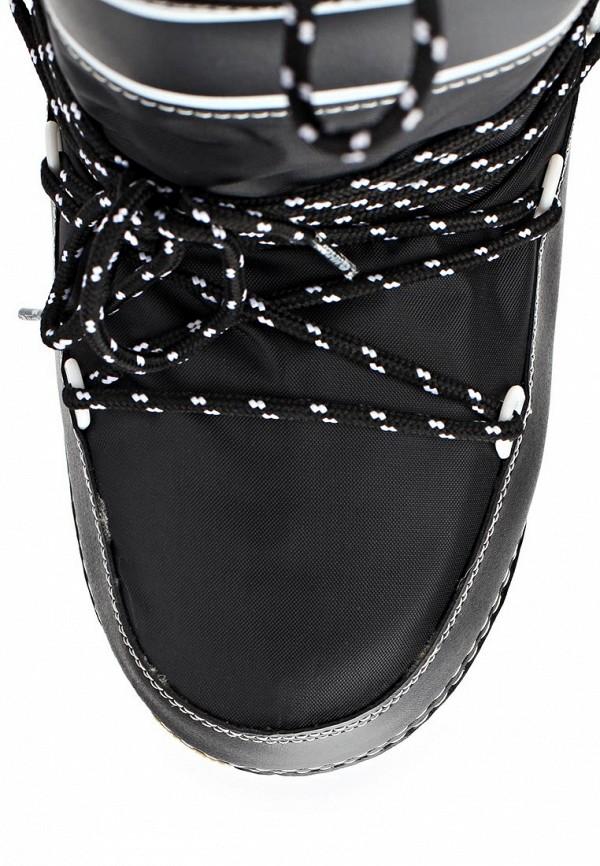 фото Женские сапоги-луноходы Hi-Tec HI395AWCMV21, черные
