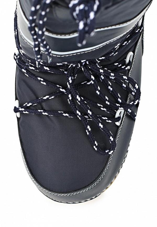 фото Женские сапоги-луноходы Hi-Tec HI395AWCMV22, темно-синие