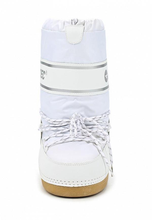 фото Женские сапоги-луноходы Hi-Tec HI395AWCMV23, белые