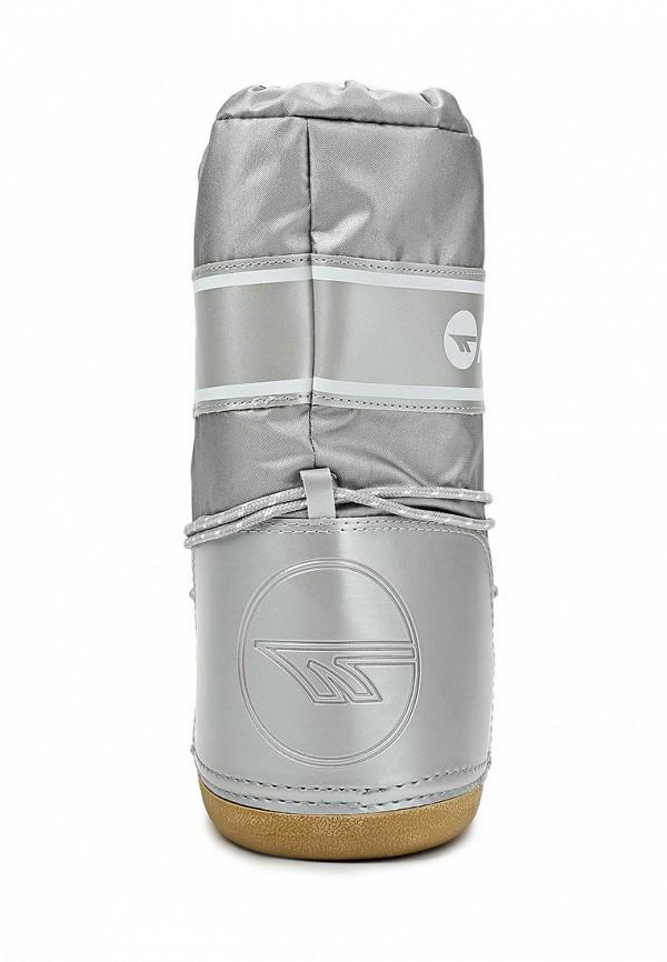фото Женские сапоги-луноходы Hi-Tec HI395AWCMV24, серые