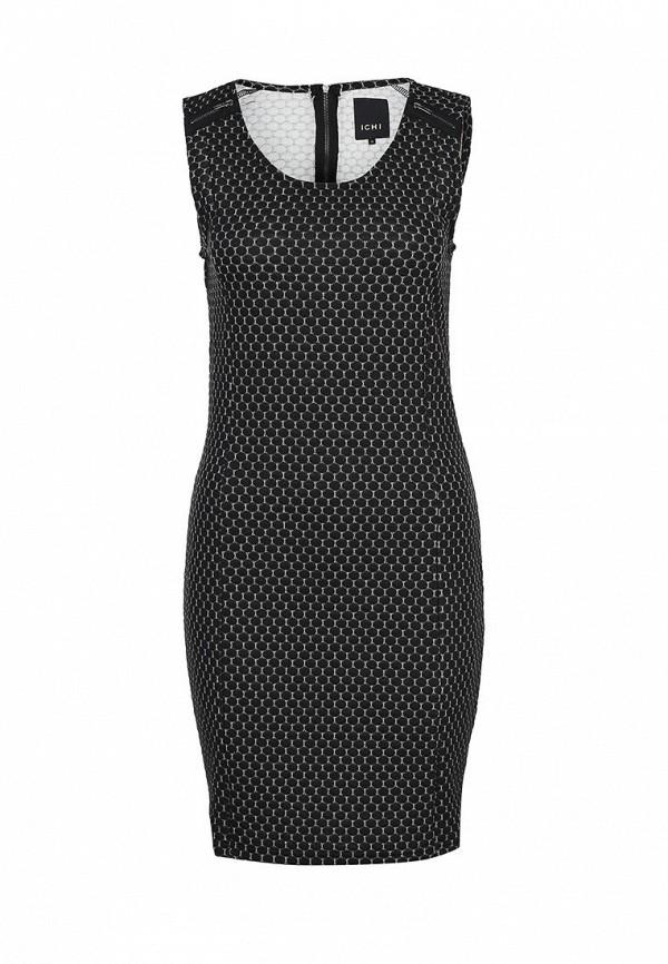 Платье-миди Ichi (Ичи) 101271