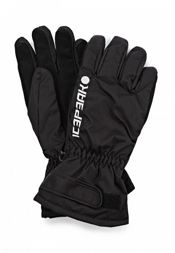 Перчатки Icepeak IC647DMJO841. Цвет: черный