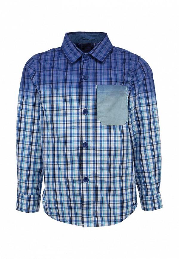 Рубашка Il MIO tutto. Цвет: синий