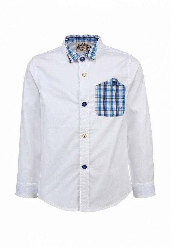 Рубашка Il MIO tutto. Цвет: белый