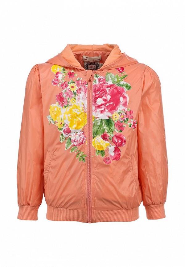 Куртка Il MIO tutto. Цвет: оранжевый