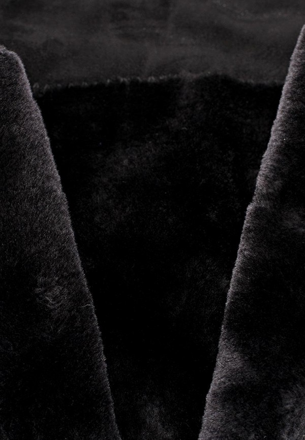 фото Ботфорты замшевые на каблуке Inario IN029AWCME21, черные