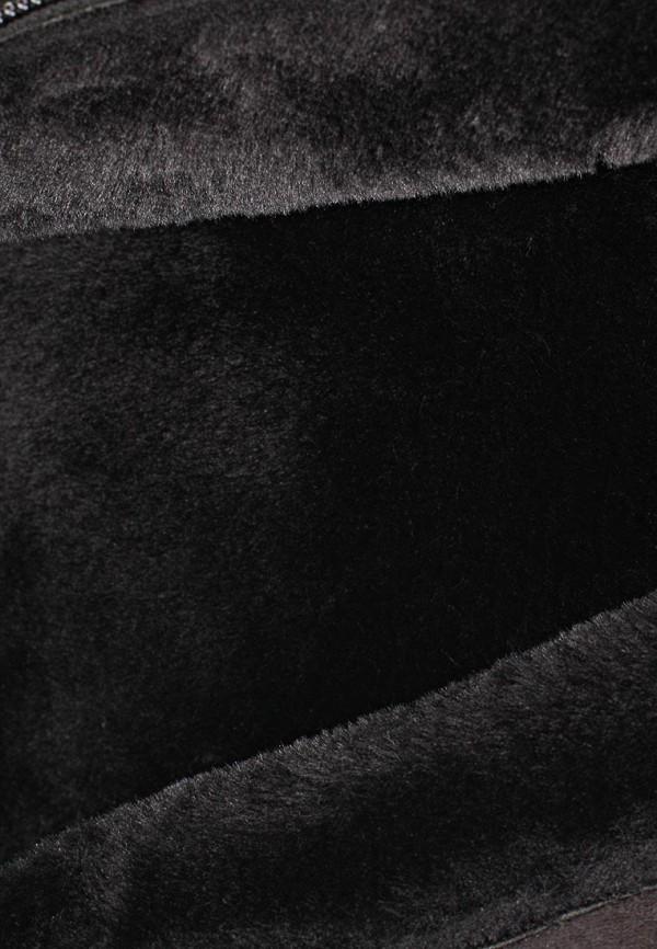 фото Женские ботфорты на каблуке Inario IN029AWCMG29, черные