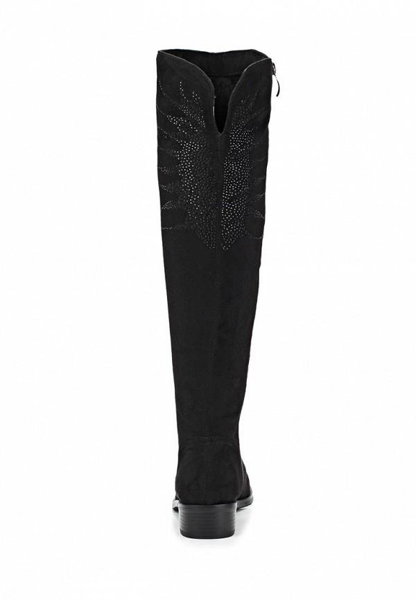 фото Женские ботфорты Inario IN029AWCMH29, черного цвета