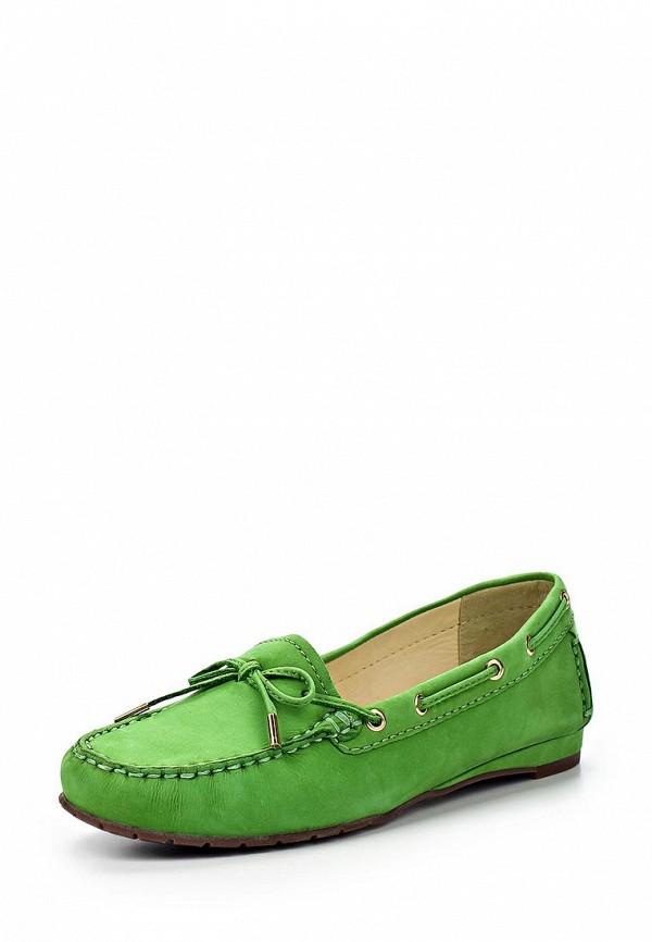 фото Мокасины женские Indiana IN030AWAPH92, зеленые