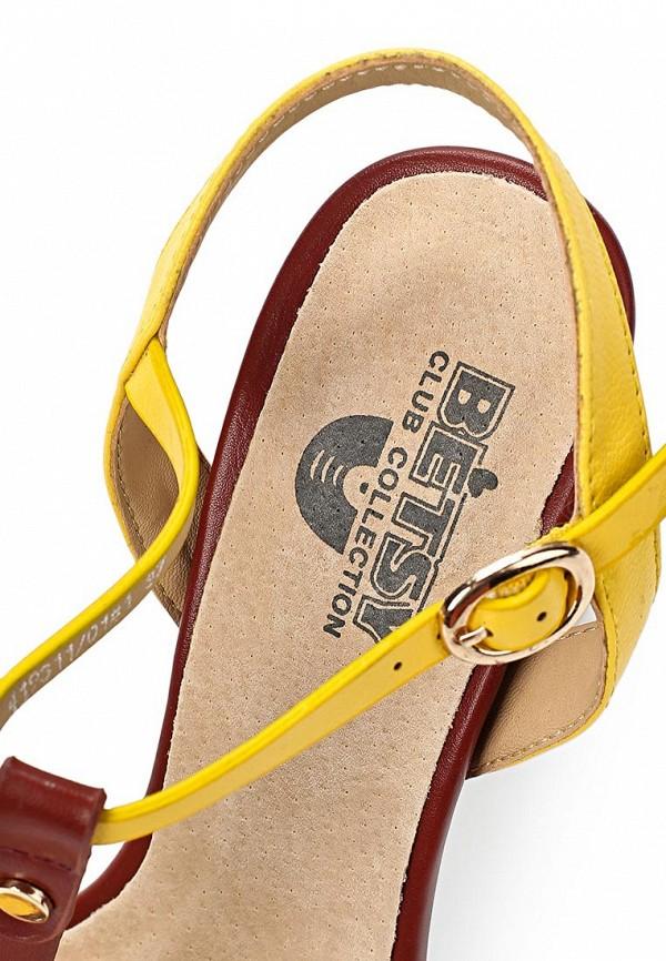 Босоножки на каблуке Betsy (Бетси) 419311/01#1: изображение 13