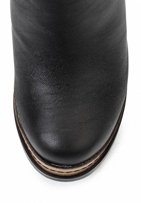 фото Ботильоны на толстом каблуке Betsy JE031AWJK744, черные