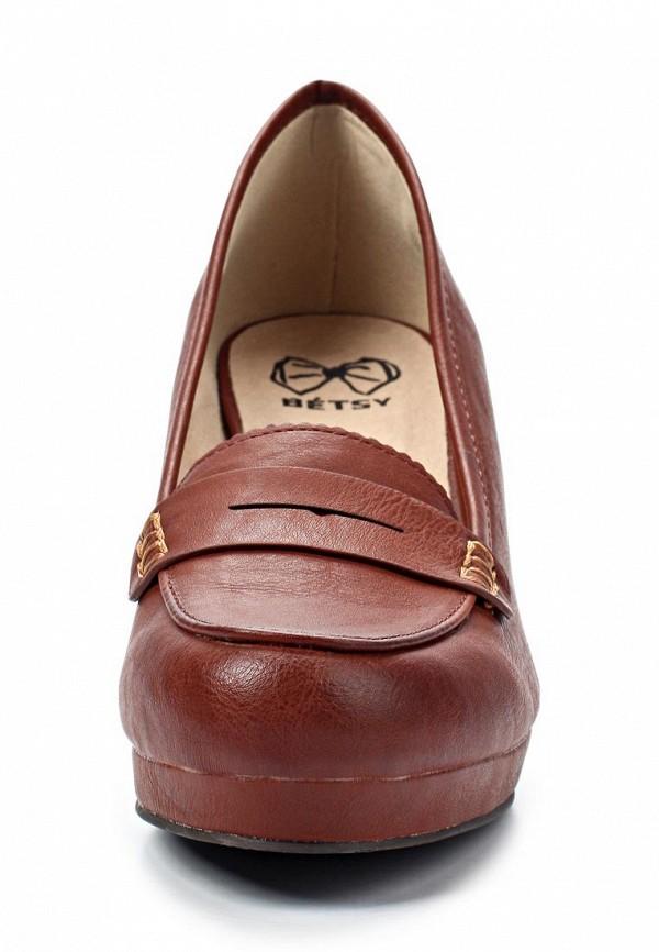 Туфли на танкетке Betsy (Бетси) 329112/01#3: изображение 4