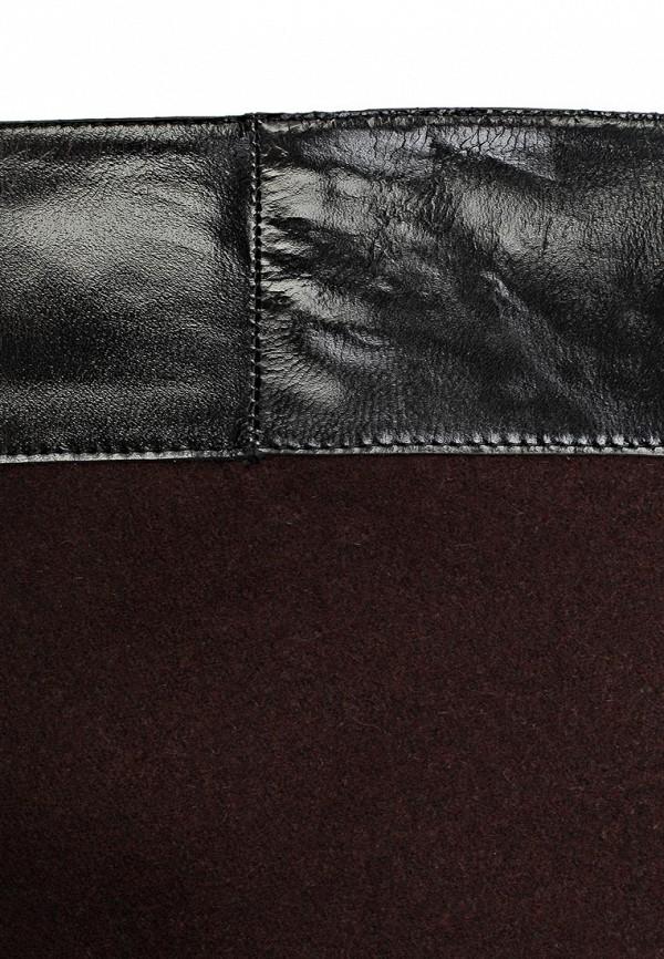 фото Сапоги женские на платформе и каблуке Just Couture JU663AWIM527, черные