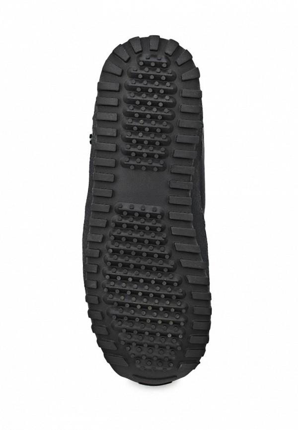 фото Женские полусапожки на шнуровке KangaROOS KA308AWCMX30, черные