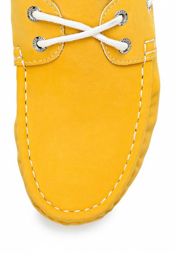 фото Топсайдеры женские Keddo KE037AWAJL68, желтые