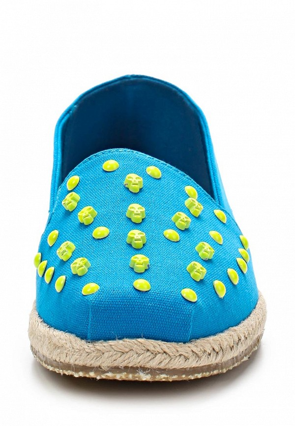 фото Эспадрильи женские Keddo KE037AWAJL73, голубые