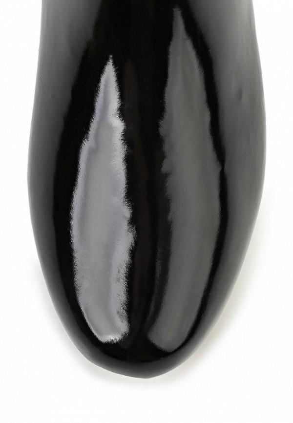 фото Женские резиновые полусапоги Keddo KE037AWAJO18, черные