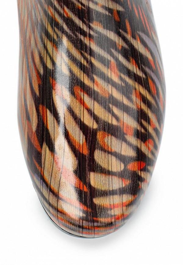 фото Женские резиновые полусапоги Keddo KE037AWAJO22, мультицвет