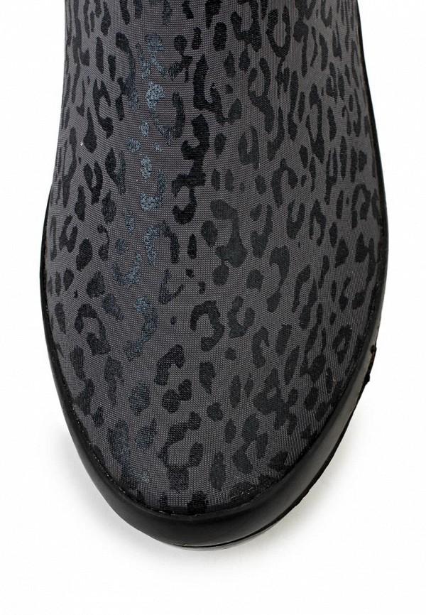 фото Женские резиновые сапоги Keddo KE037AWAJO30, черные