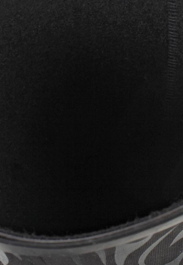 фото Женские резиновые полусапоги Keddo KE037AWAJO32, черные