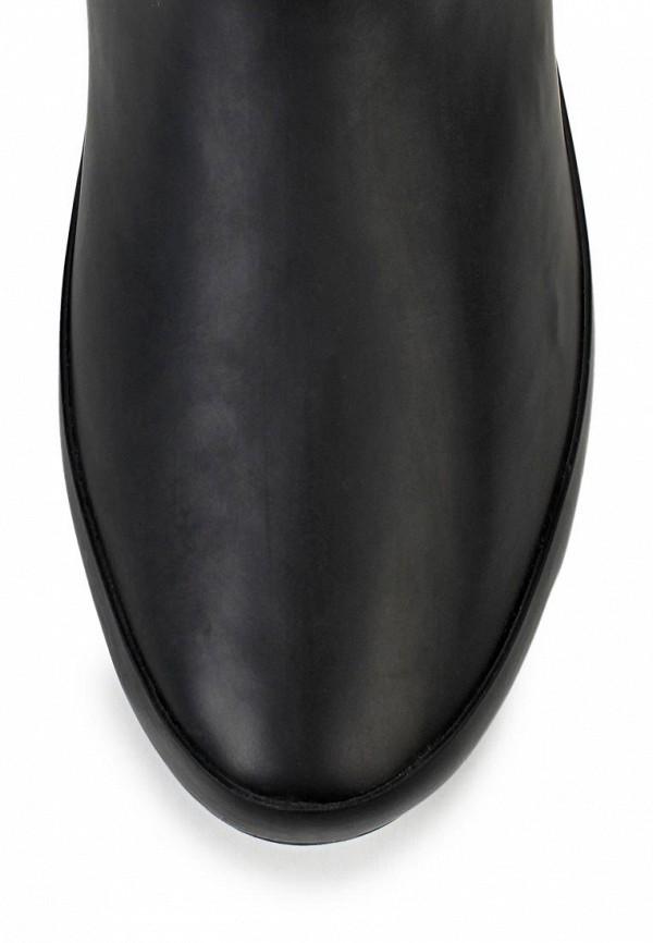 фото Женские резиновые сапоги Keddo KE037AWAJO65, черные