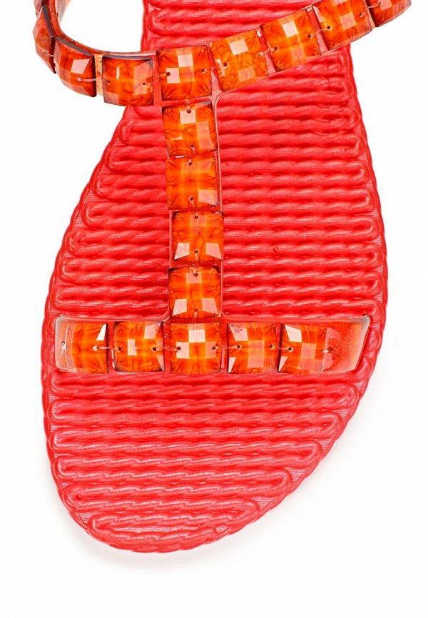 фото Сланцы женские Keddo KE037AWBOM23, оранжевые