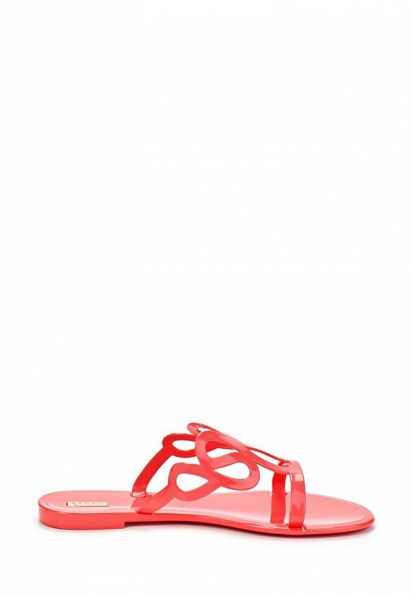 фото Сланцы женские Keddo KE037AWBOM26, красные