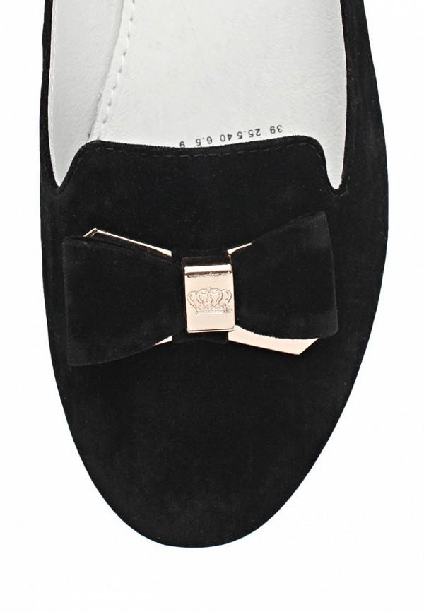 фото Туфли-лоаферы женские Keddo KE037AWBOM49, черные