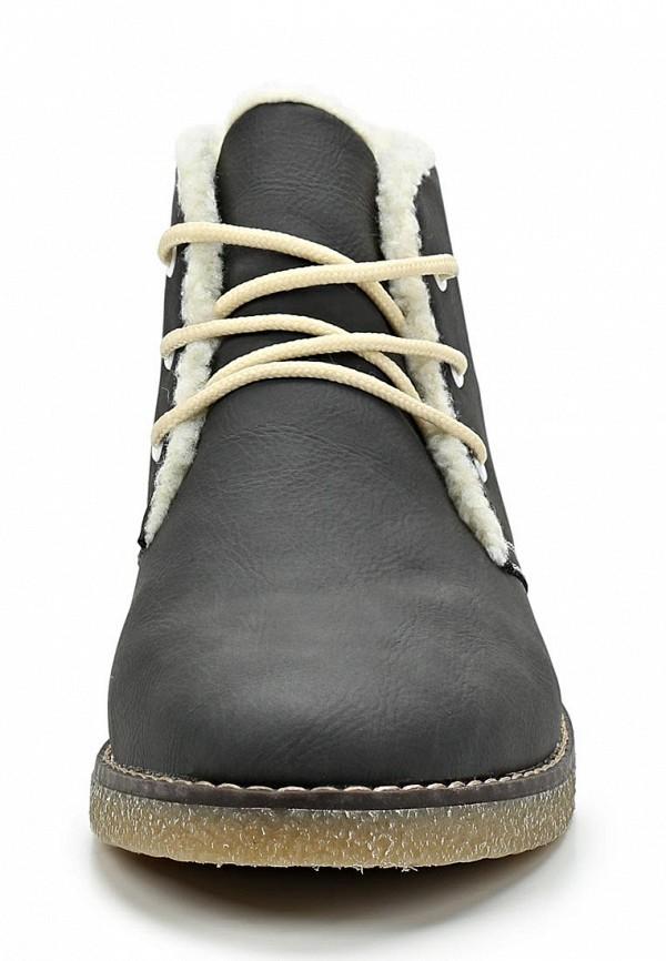 фото Ботинки женские Keddo KE037AWCGT23, серые со шнурками