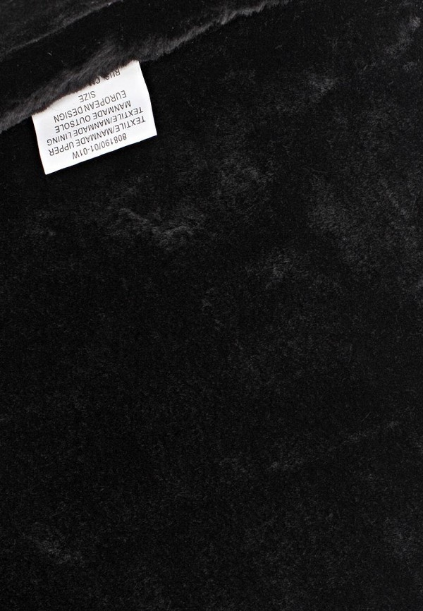 фото Сапоги женские на плоской подошве Keddo KE037AWCGV23, черные