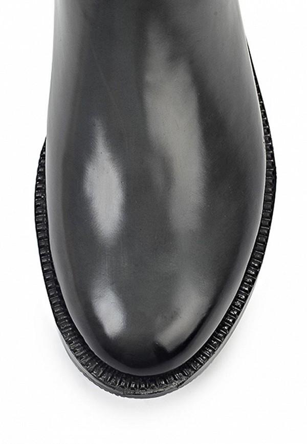 фото Женские резиновые сапоги Keddo KE037AWJK418, черные