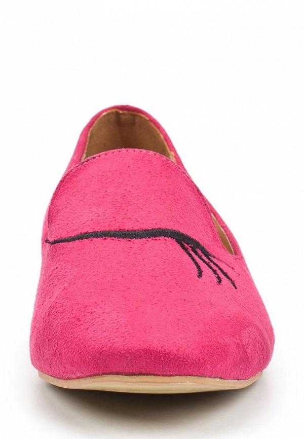 фото Лоферы женские Lamania LA002AWAAF88, розовые