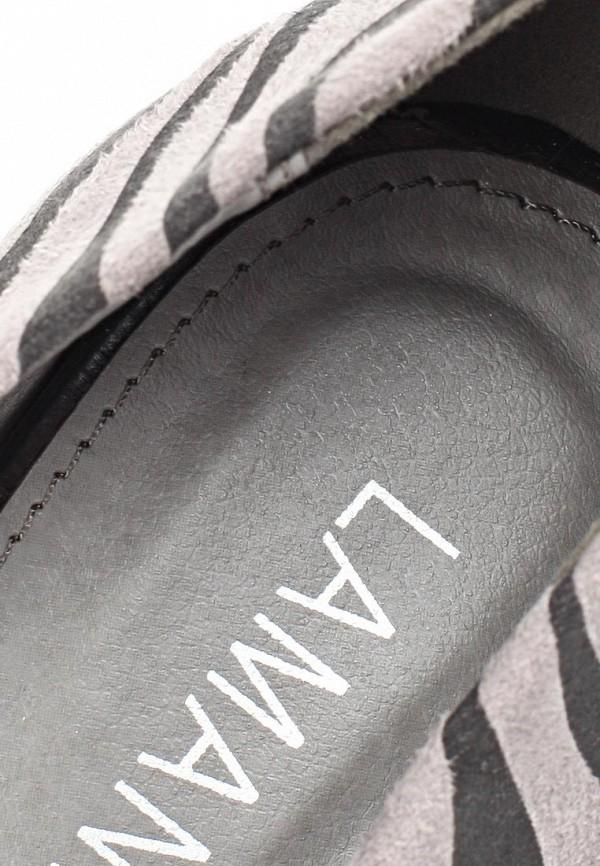 фото Туфли на каблуке Lamania LA002AWBOE58, принт под зебру