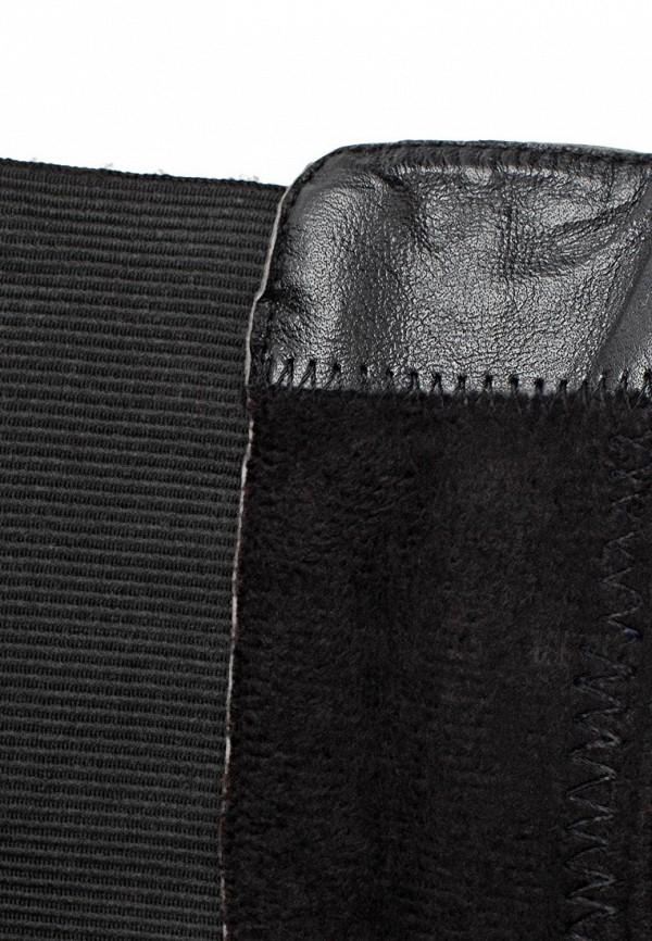 фото Полусапожки на высоком каблуке Lamania LA002AWBOK50, черные/платформа